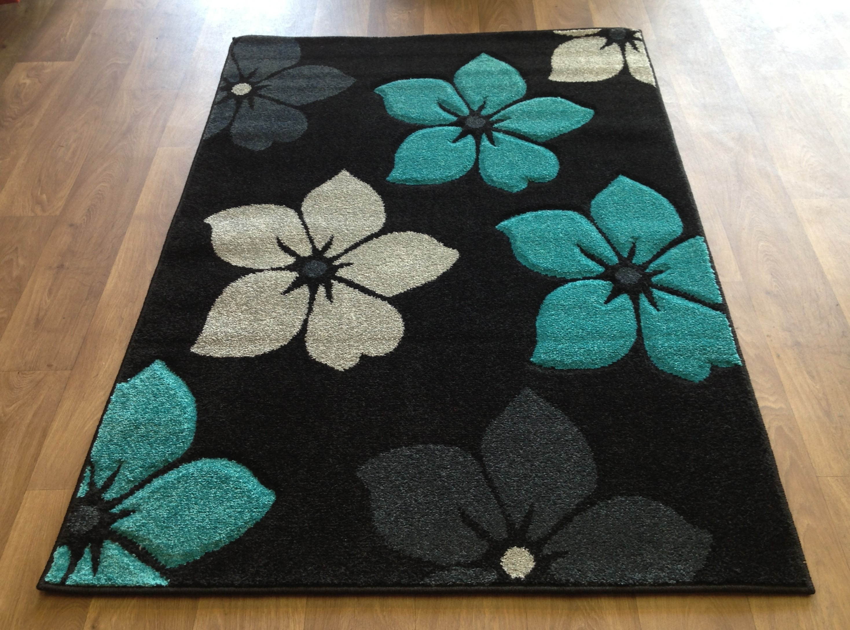 Black And Teal Rugs Cool Asian Teens