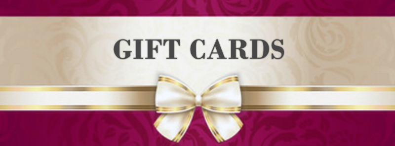 Giftcard just for you