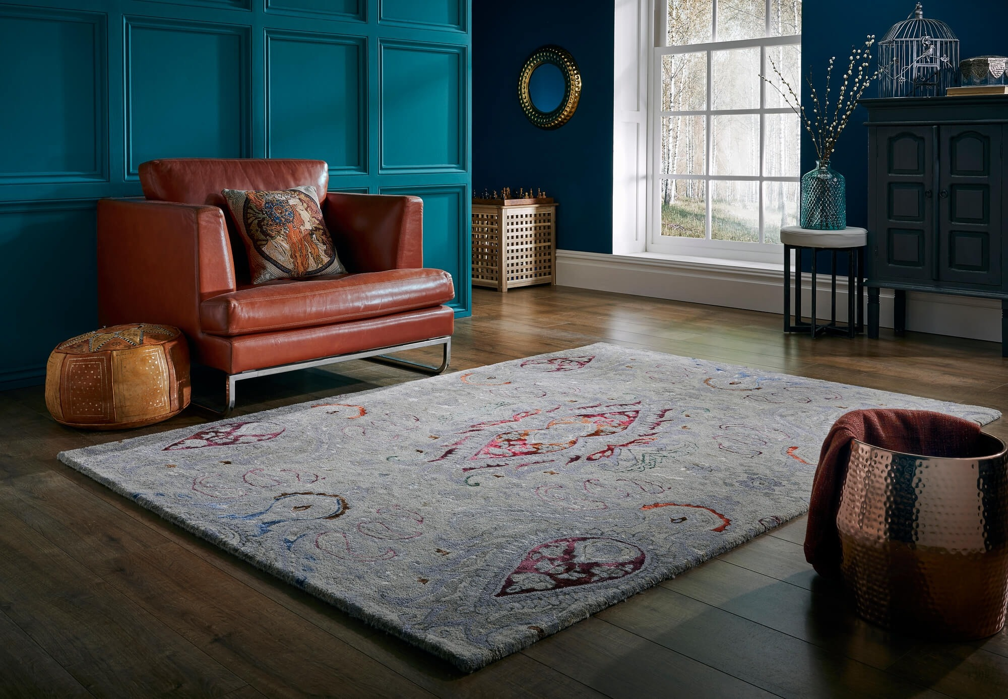 Persian Fusion Luxmi Rugs By Flair Rugs # Muebles Fuzion Santa Rosa