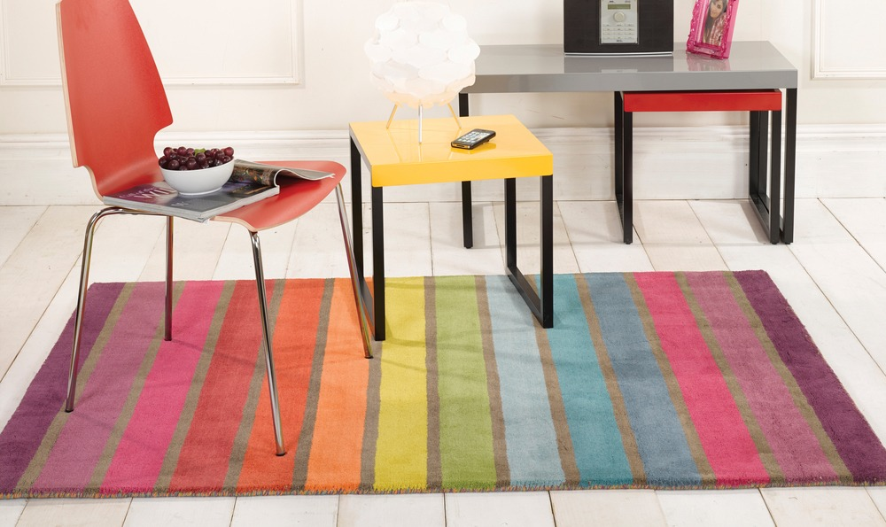 Illusion Rugs by Flair Rugs