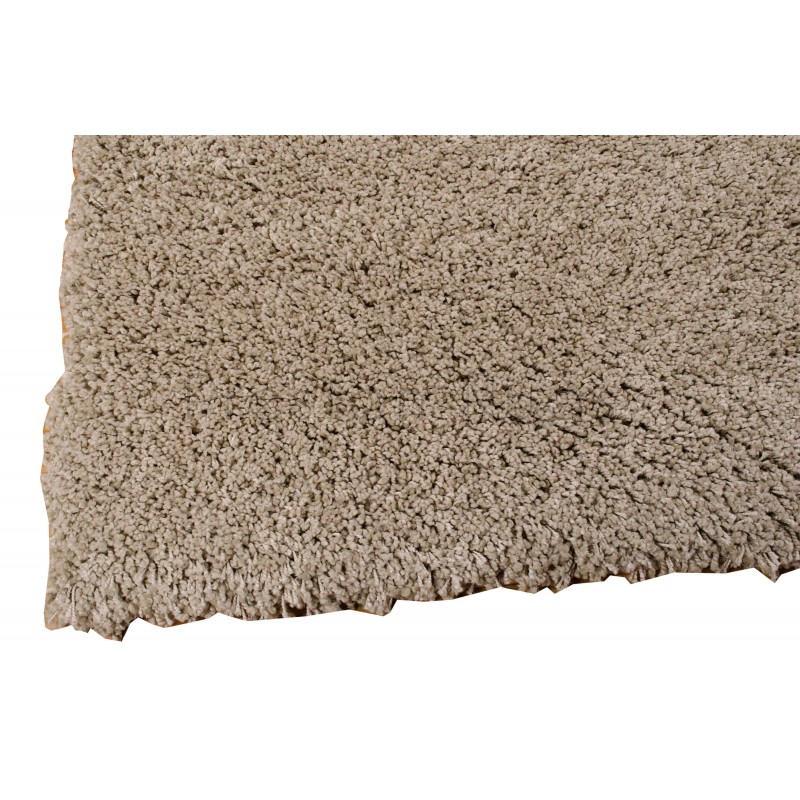 Amore Luxury Shaggy Rug Oyster Beige