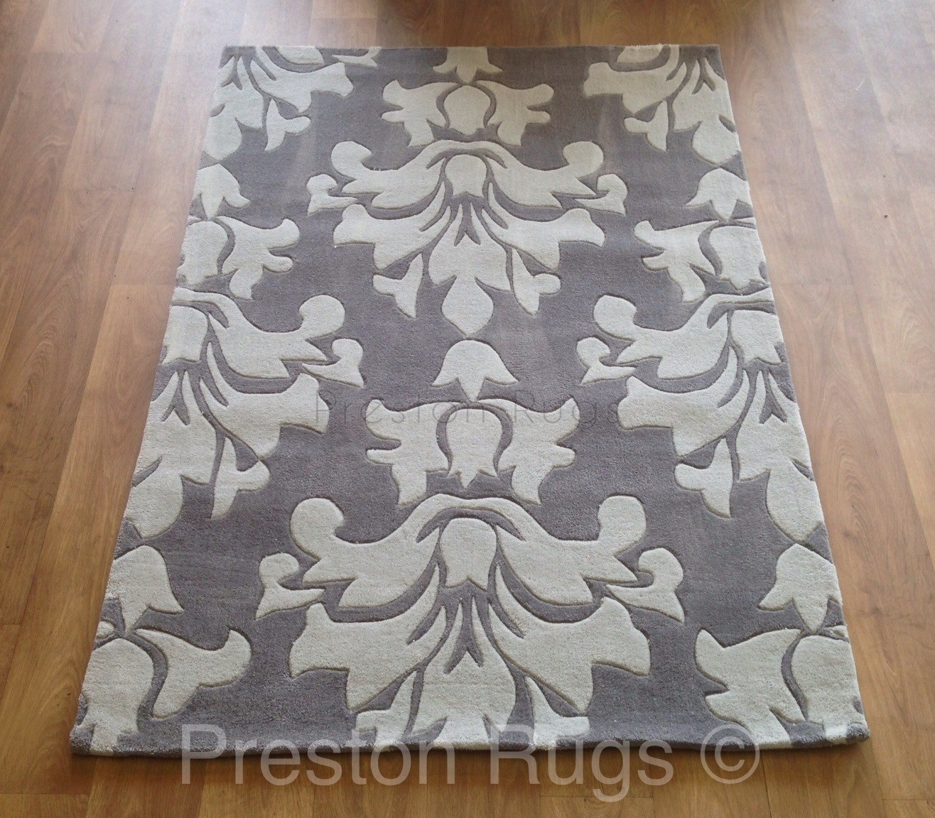 Iliv Palladio Granite Grey Damask Rug Our Iliv Rugs Have