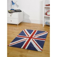 Kiddy Play Union Jack Children's Rug