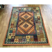 Gabbeh Traditional Rug - 51 C