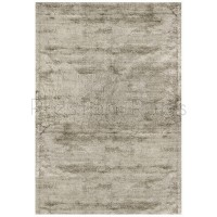 Dolce Plain Viscose Rug in Sand