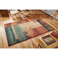 Gabbeh Traditional Rug - 217 X