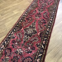 Persian Hamadan Hall Runner 85 x 407 cm