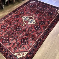 Persian Hamadan Tribal Rug 140 x 216 cm
