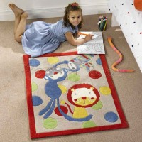 Kiddy Play Jungle Children's Rug