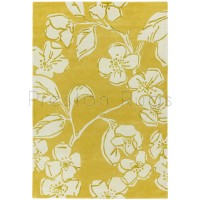 Matrix Rug - 15 Devore Yellow