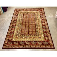 Noble Art Traditional Style Rug - Red 65106/390