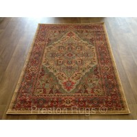 Ziegler Traditional Persian Design Rug - 8788 Beige