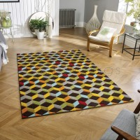 Piccadilly Rug -  563 B Multicoloured