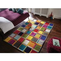 Spectrum Waltz Multi Rug