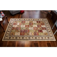 Royal Classic Traditional Persian Design Multi Rug - 231 I