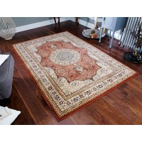 Royal Classic Traditional Persian Tabriz Design Rug - 34 P