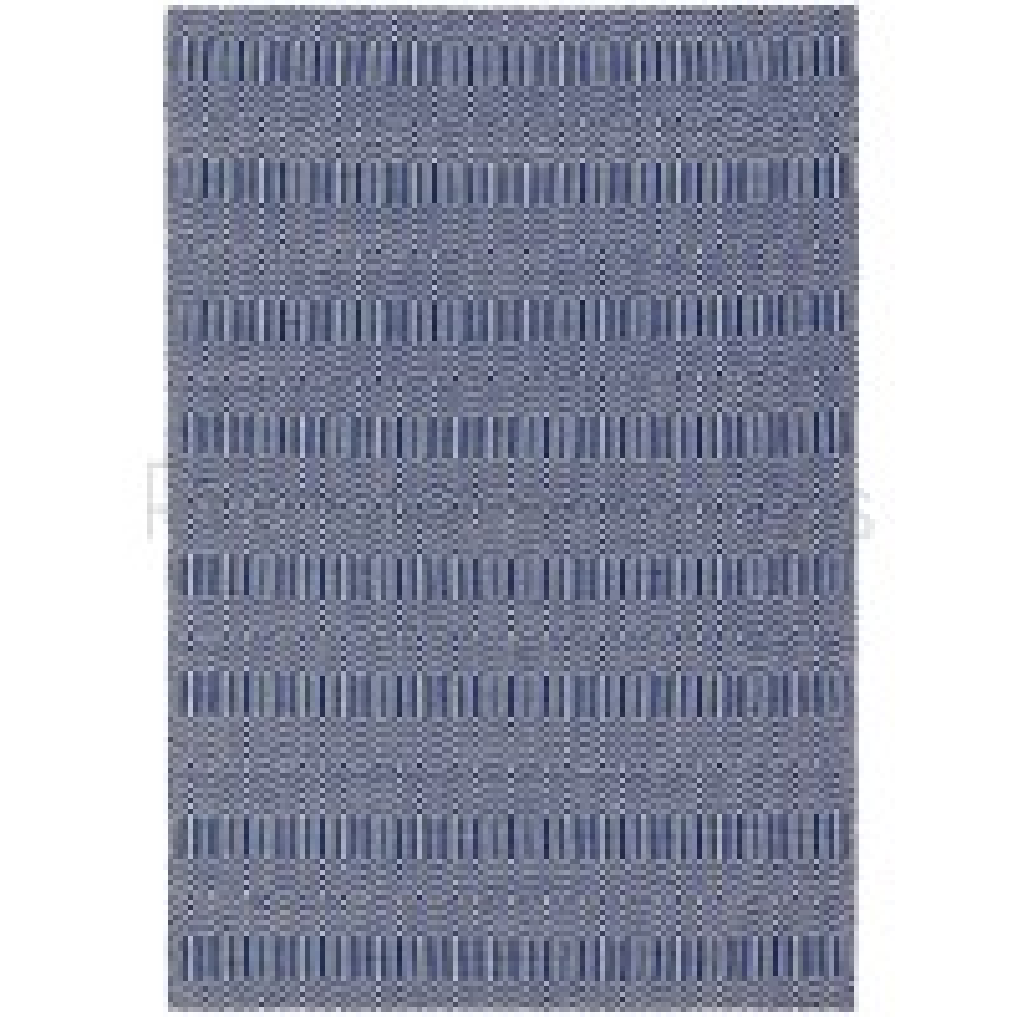 Sloan Flatweave Rug - Blue