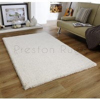 Softness Shaggy Rug - Cream