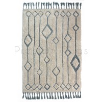 Solitaire Sion Natural/Duck Egg Rug