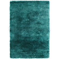 Whisper Shaggy Rug - Dark Teal