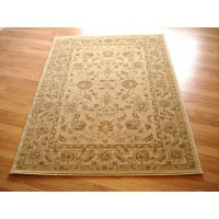 Ziegler Traditional Agra Design Rug - 7709 Cream