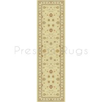 Noble Art Traditional Persian Style Rug - Beige Cream 6529/190-Runner 67x330