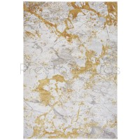 "Astral Rug - AS09 Ochre - Size 200 x 290 cm (6'7"" x 9'6"")"