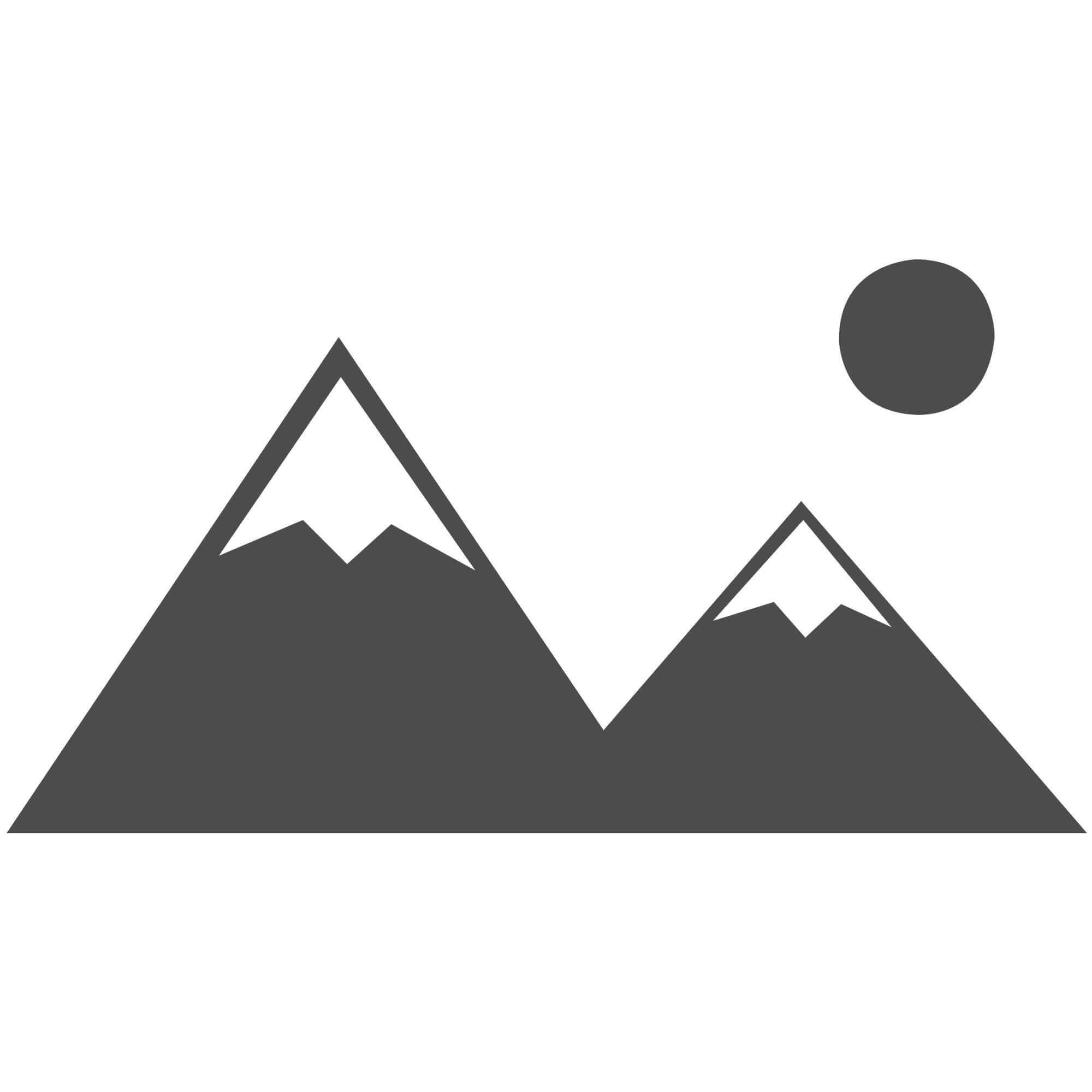 British Sheepskin Rug  - Natural Black