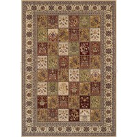 "Royal Classic Traditional Persian Design Multi Rug - 231 I-80 x 150 cm (2'8"" x 5')"