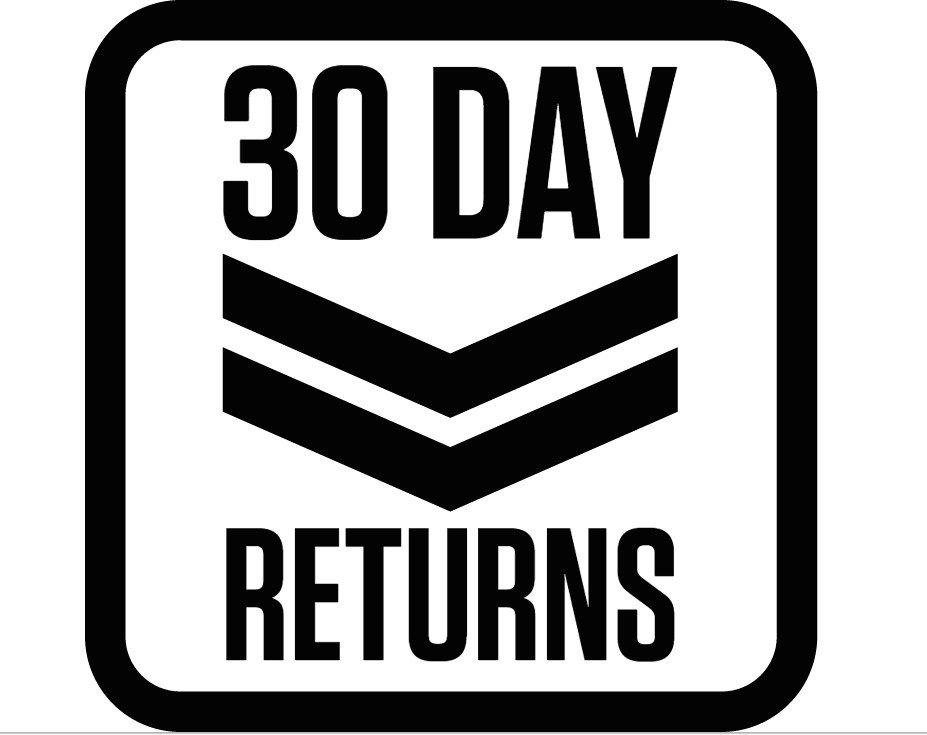 30 Days Return