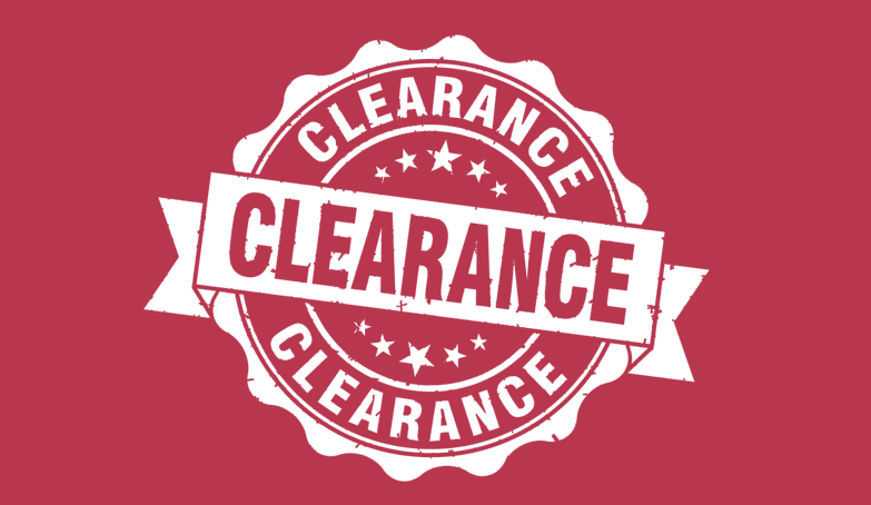 Clearance on Rugs